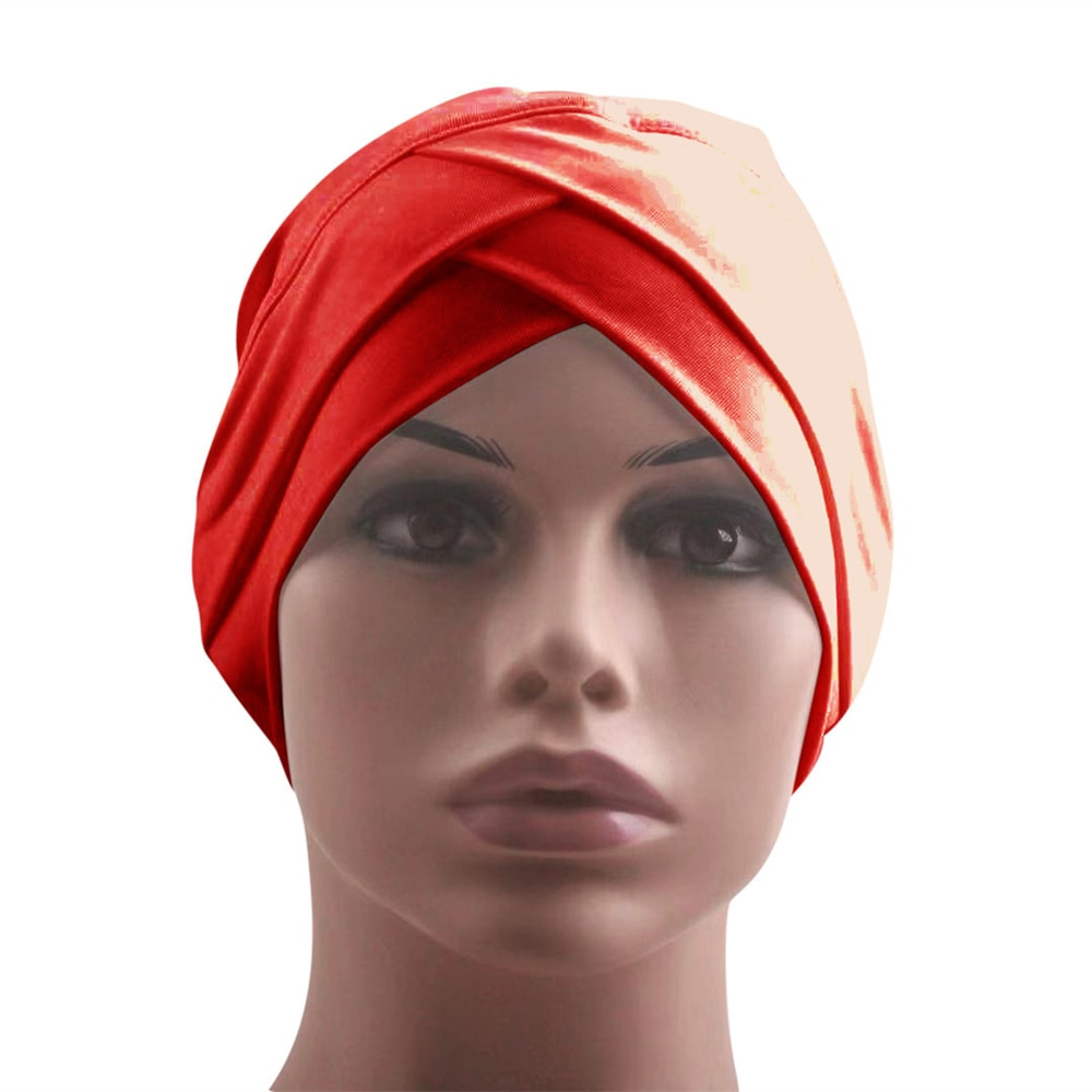 Muslim Woman Scarf  Bonnet Stretch
