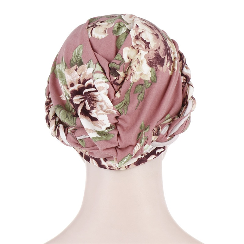 Cotton printed scarf