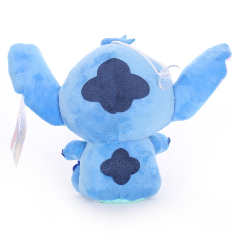 20cm Disney Lilo & Stitch Couple Models Cartoon Stuffed Plush Dolls  Anime Plush Baby Toys Pendant Toys Girl Kids Birthday Gift