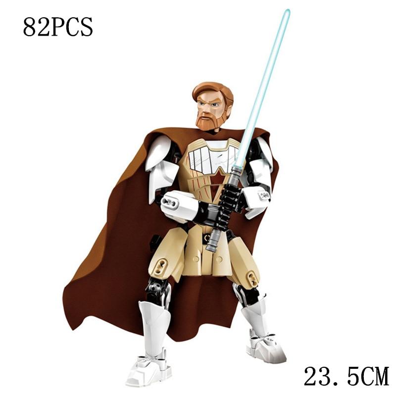Disney Star War Building Block Figure Dolls Stormtrooper Darth Vader Model Star Plan Wars Action Figure Brick Toy For Children