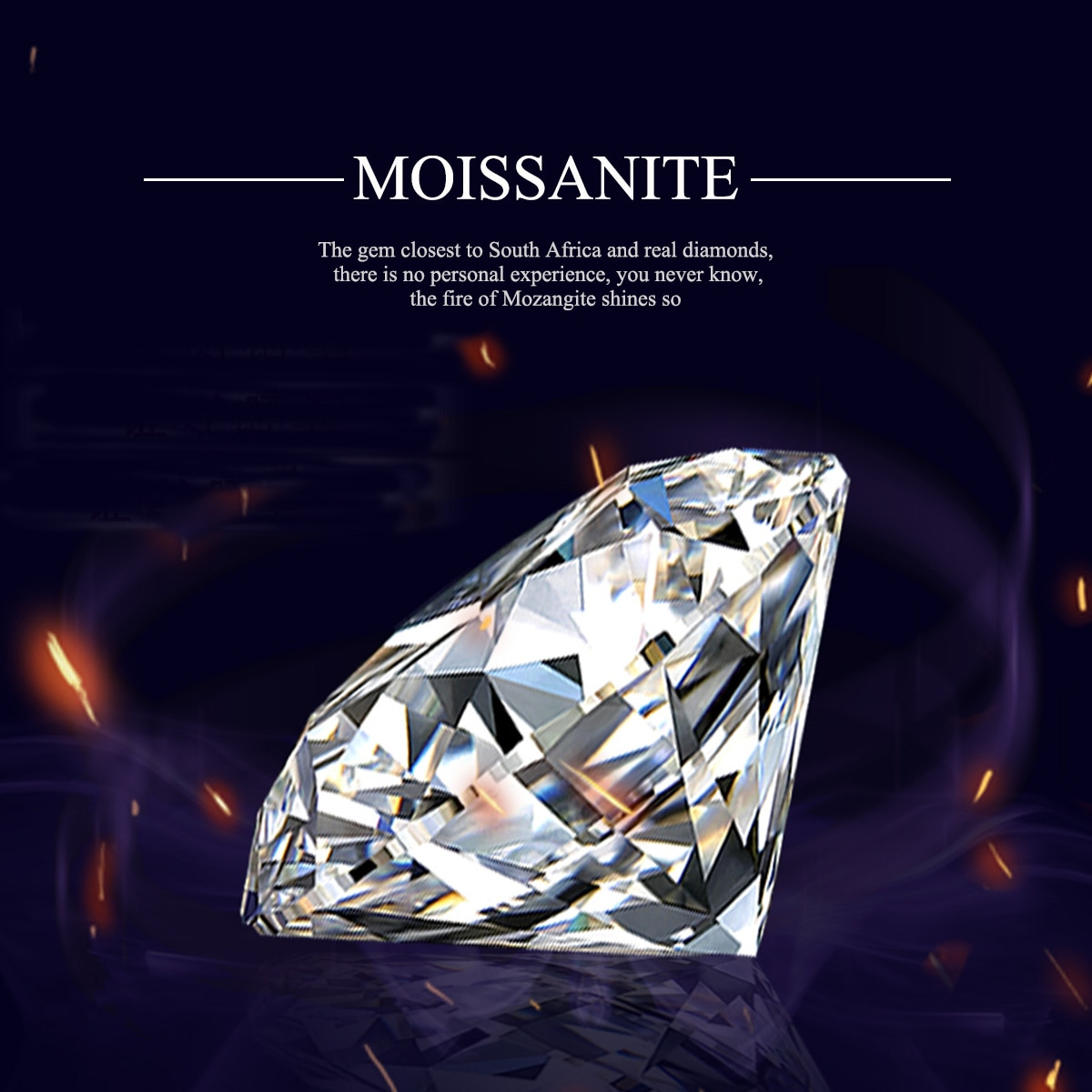 Real 100% Samll Loose Gemstones Moissanite Stone 0.2ct 3.5mm D Color VVS1 Gemstone Round Shape