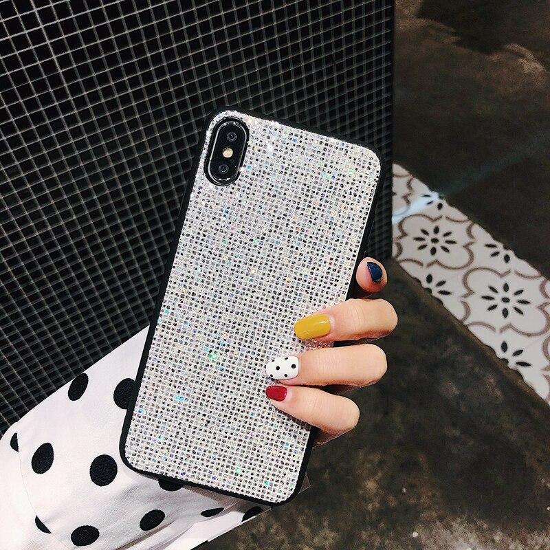 Bling Glitter IPhone Case  Shining Hard Cases Cover