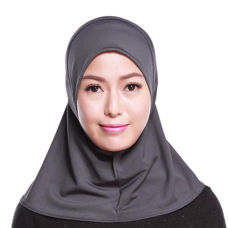 Muslim Woman Plain Hijab / Ready to Wear Wholesale